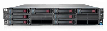 HP 609326-B21; 609326-B21 Hp -Proliant E2000 G6 Cto Chassis- With No Cpu No Ram Hp Nc362I Integrated Dual Port Gigabit Adapter Hp Smart Array Hot Plug Advanced Pack For B110I Controller