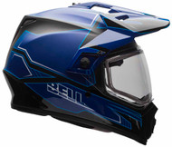Bell MX-9 Adventure Snow Helmet Electric Shield
