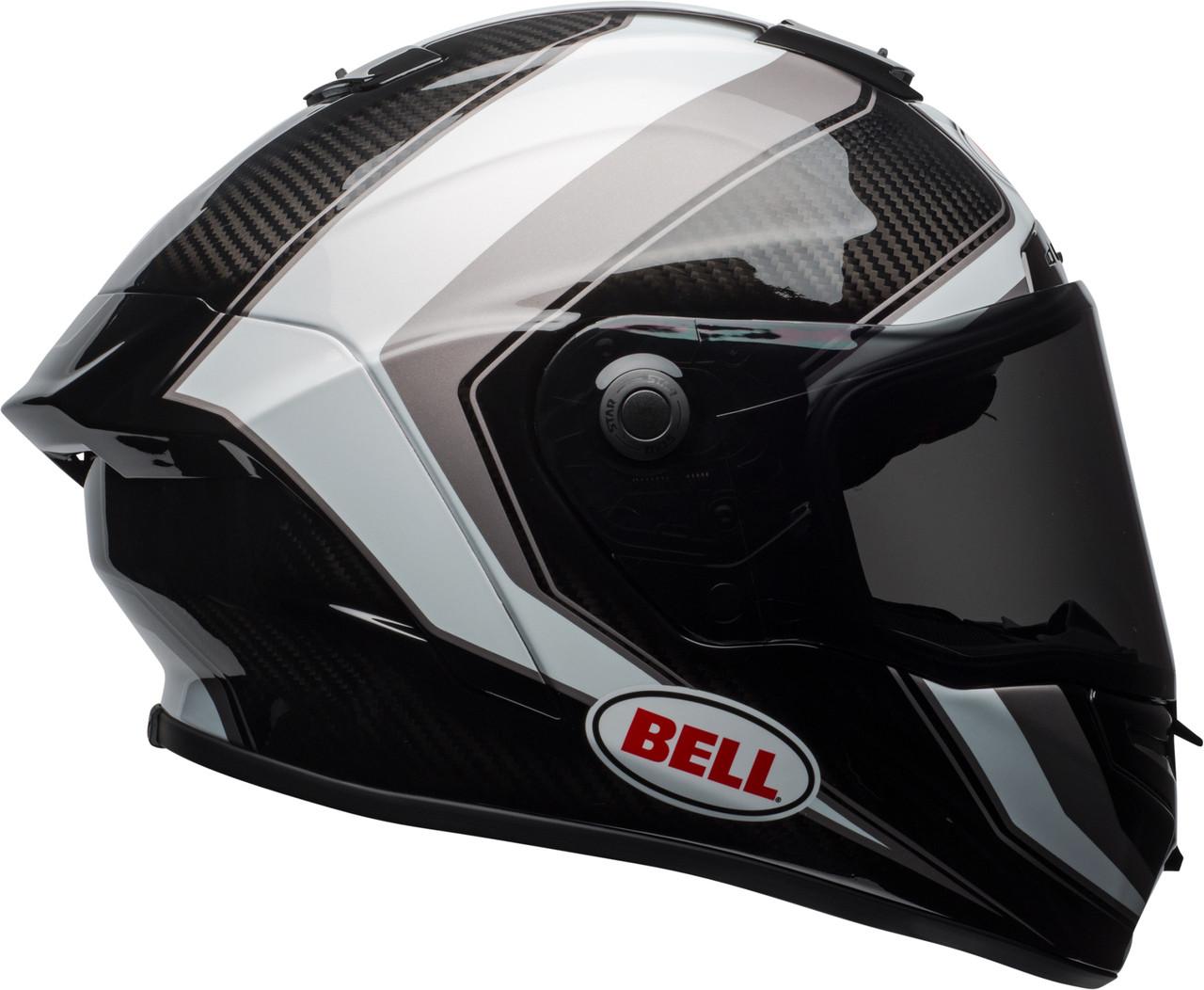 Bell Dual Sport Helmet >> Bell Race Star Sector Helmet | XtremeHelmets.com