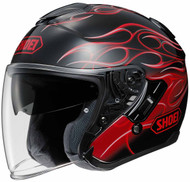 Shoei J-Cruise Reborn Helmet TC-1 Red/Black