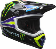 Bell MX-9 MIPS Pro Circuit Replica 18.0 Helmet Front Right