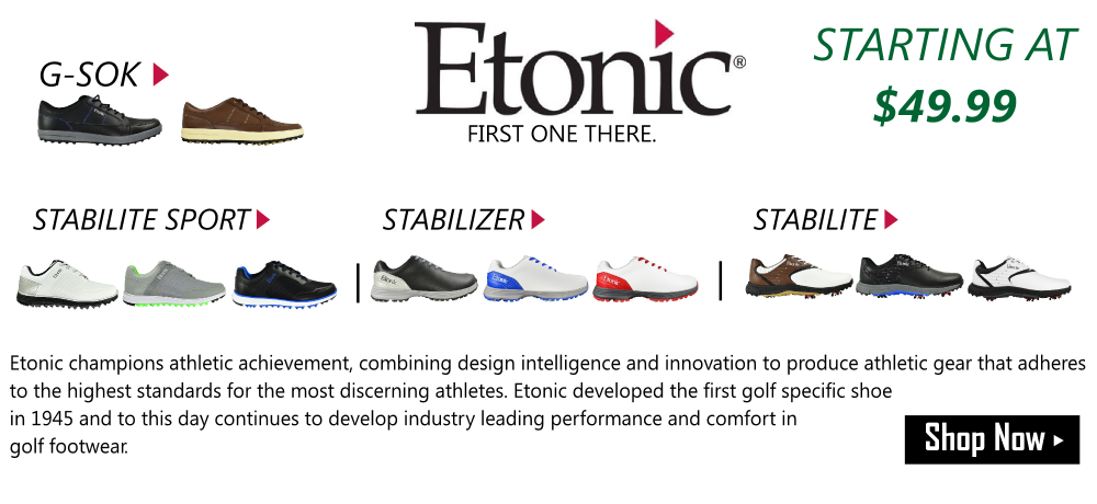 Etonic Shoes Golf