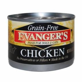 Evanger's Chicken Grain Free Food