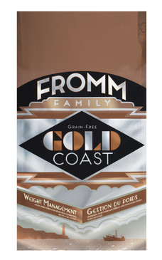 Fromm Gold Coast Weight Management Grain Free Dog Entree