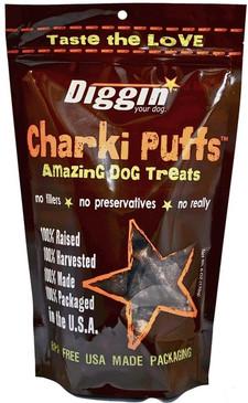 Diggin' Charki Puffs 6 oz