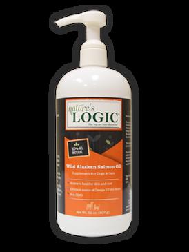 Nature's Logic Wild Alaskan Salmon Oil 32 oz.