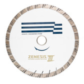 Zenesis III Diamond Granite Bridge Saw Blade