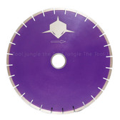 Tiburon Purple Bridge Saw Blade for Marble/White Stones