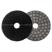 Premium Buff Diamond polishing pad- Black