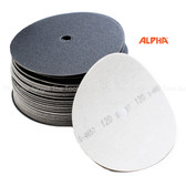 """Alpha Sand Paper 5"""" hook and loop grit 120 box of 50"""