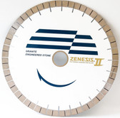 Copy of Zenesis II Diamond Granite Bridge Saw Blade
