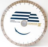 Copy of Zenesis II Diamond Granite Bridge Saw Blade