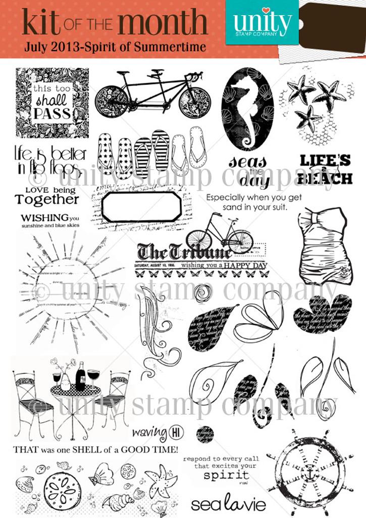 Spirit of Summertime {kom 7/13}