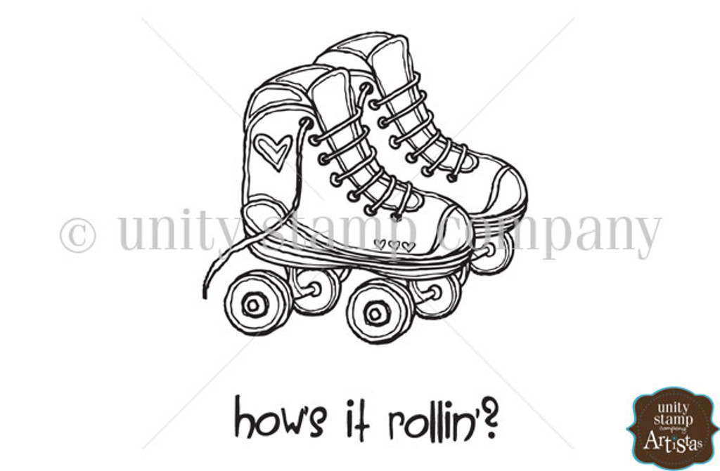 how's it rollin'? {Itty Bitty}