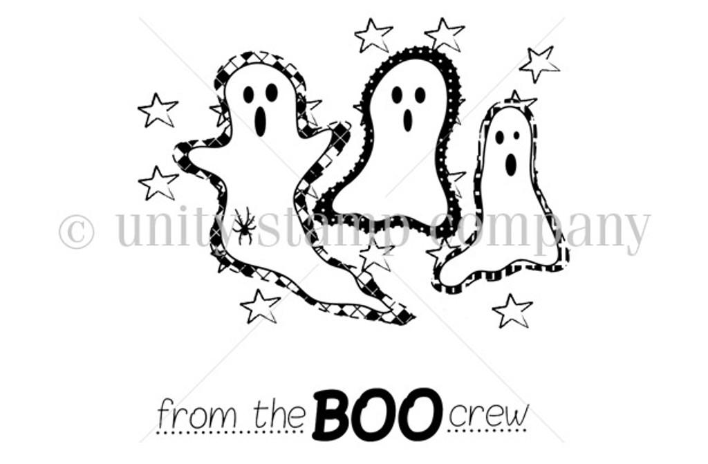 3 Boo's
