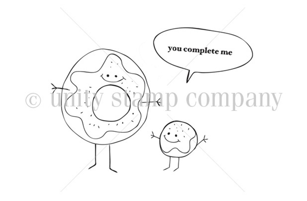 Complete Me Donut