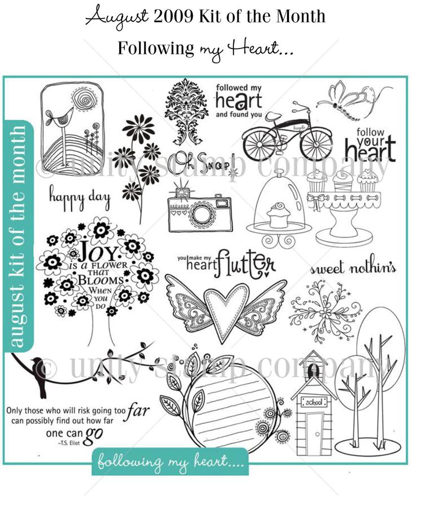 Following My Heart {kom 8/09}