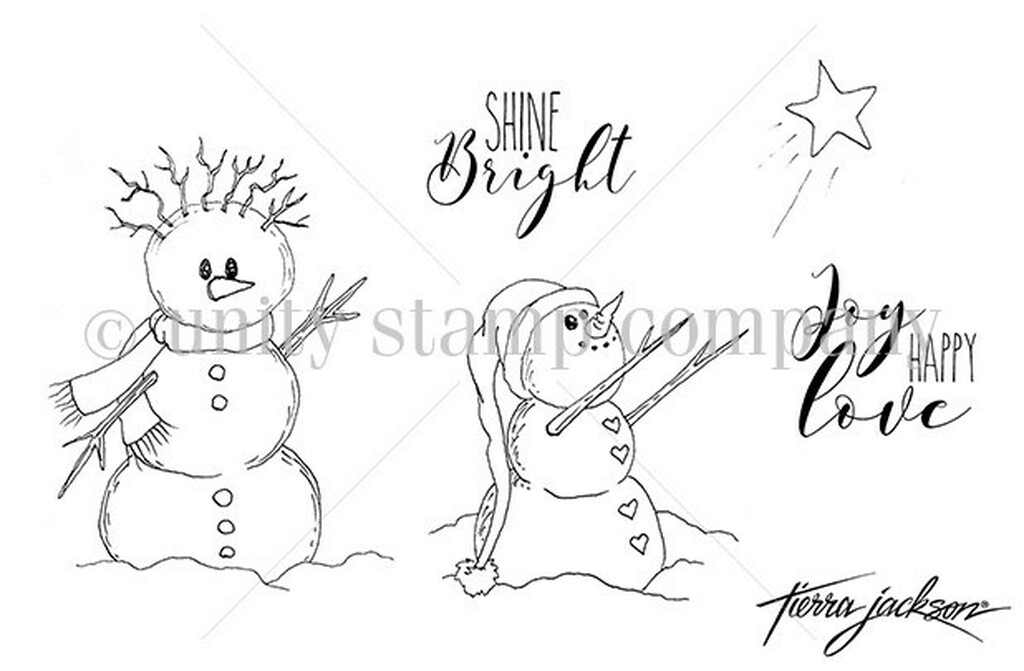Wintertime Friends