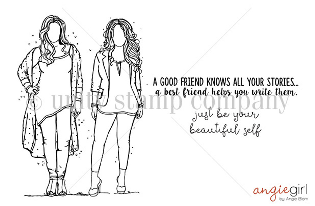 Kara and Melissa Girls