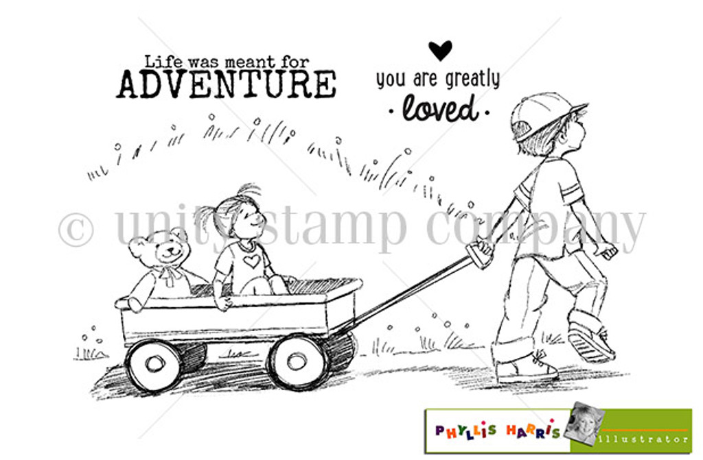 Meant for Adventure