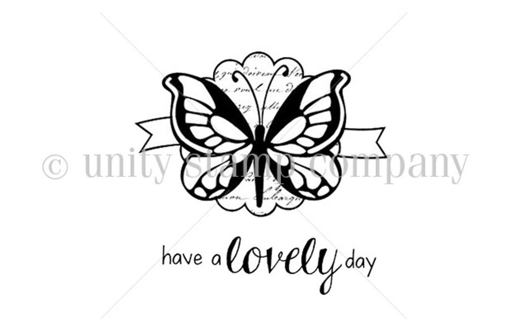 A Lovely Butterfly Day