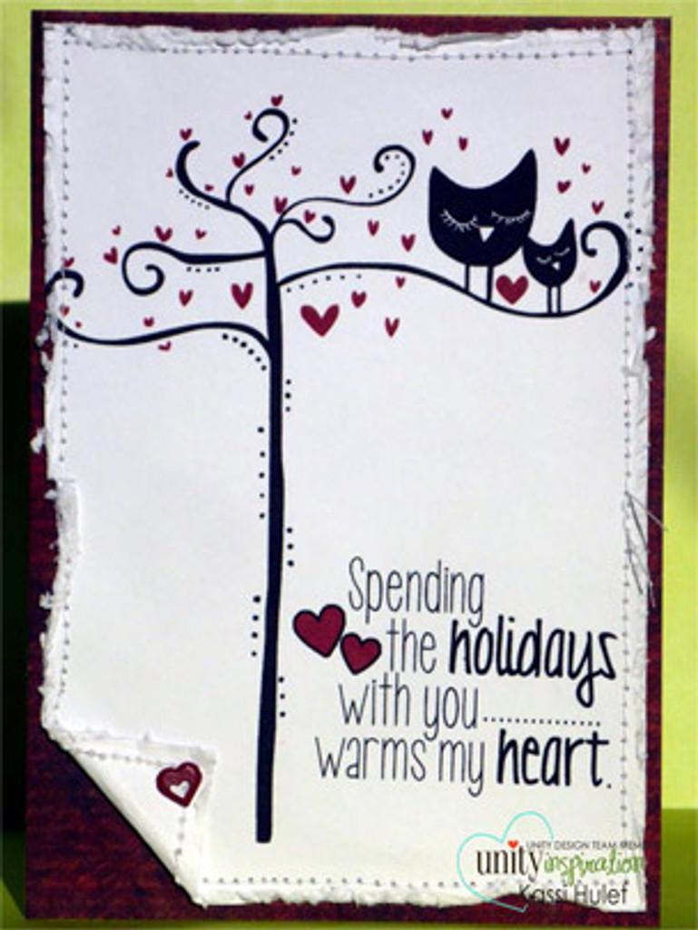 Love & Joy for the Holidays {kom 10/14}