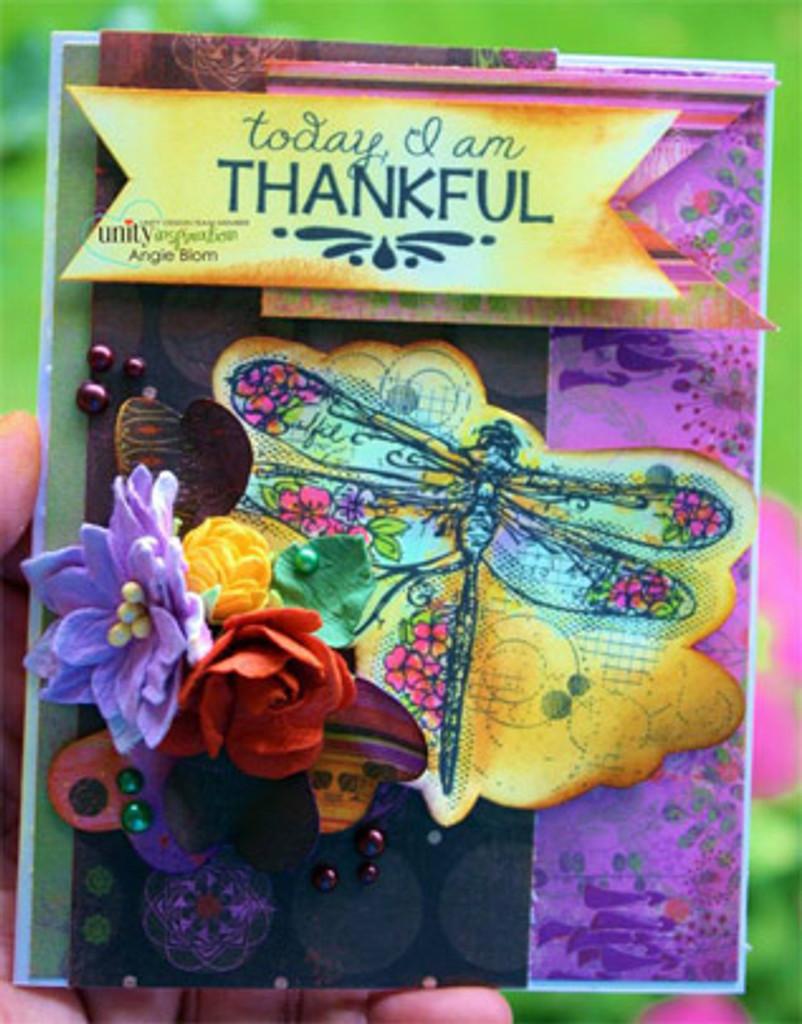 Happy, Thankful & Blessed {kom 9/14}