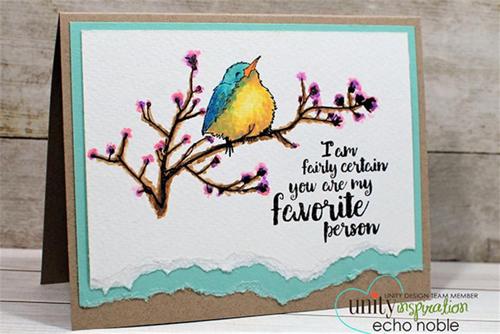 Be My Bird {kom 4/17}