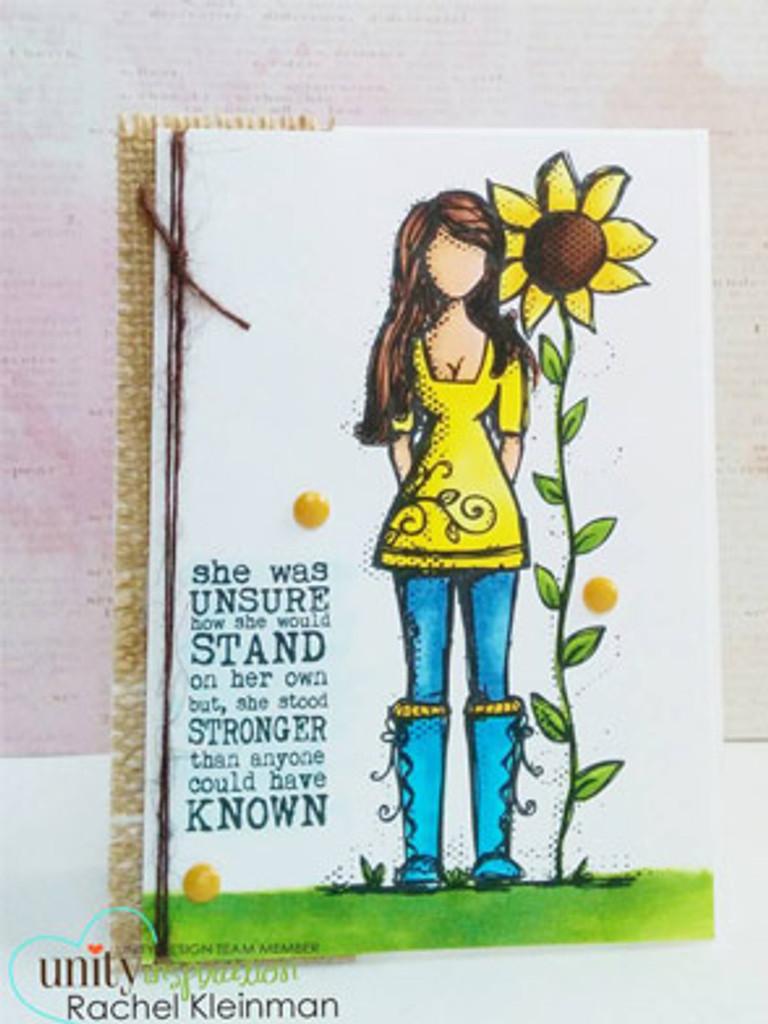 Blooming-Rebecca Girl