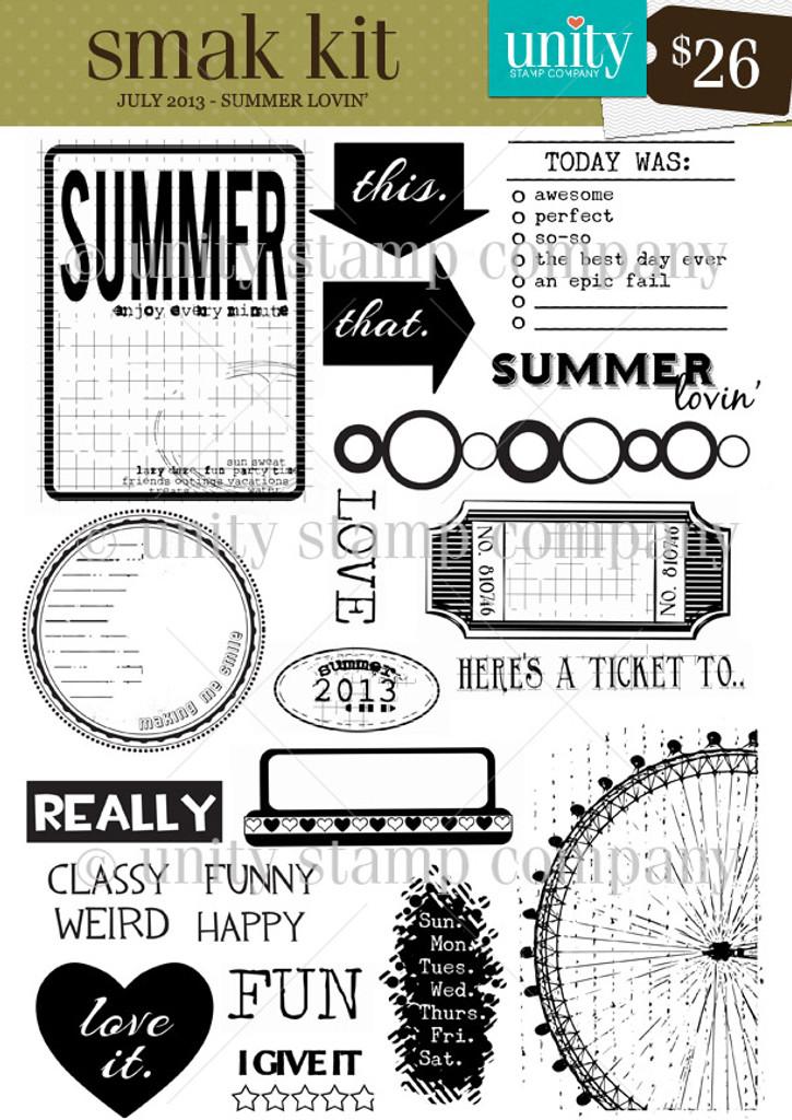 Summer Lovin' {smak 7/13}