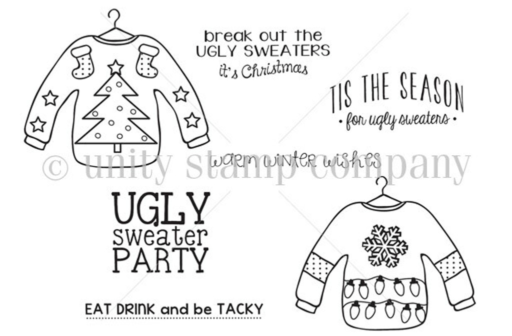 Break Out the Ugly Sweaters