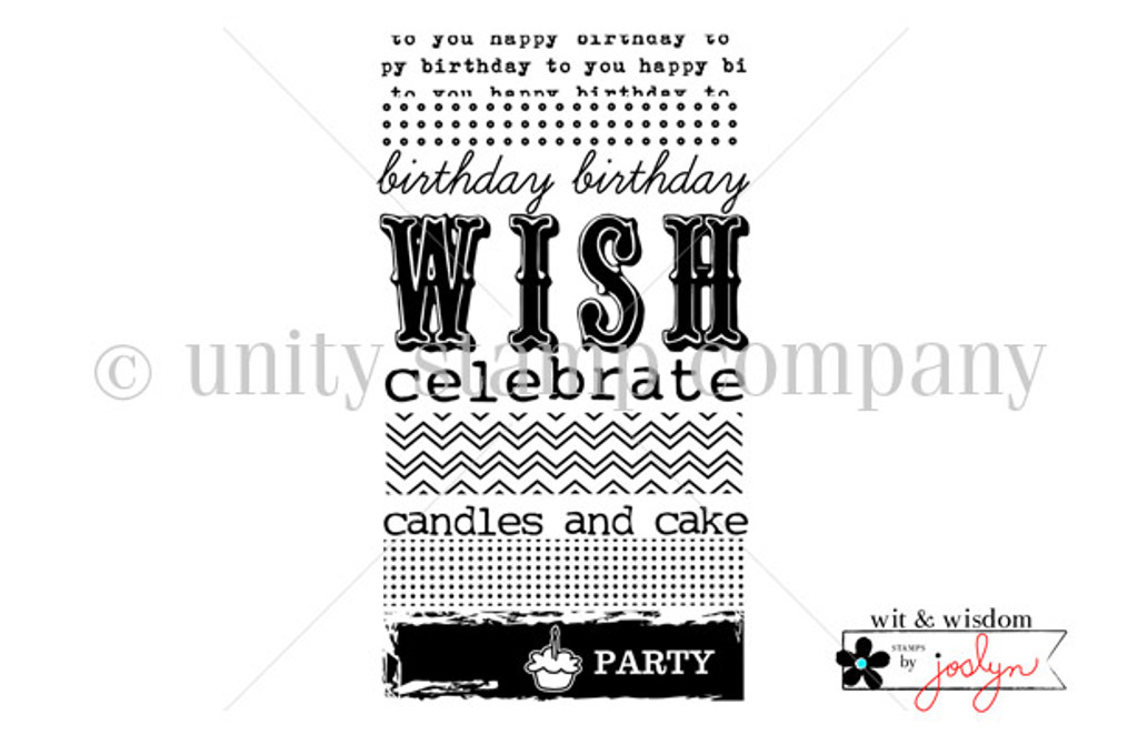 Candles and Cake {wit & wisdom}