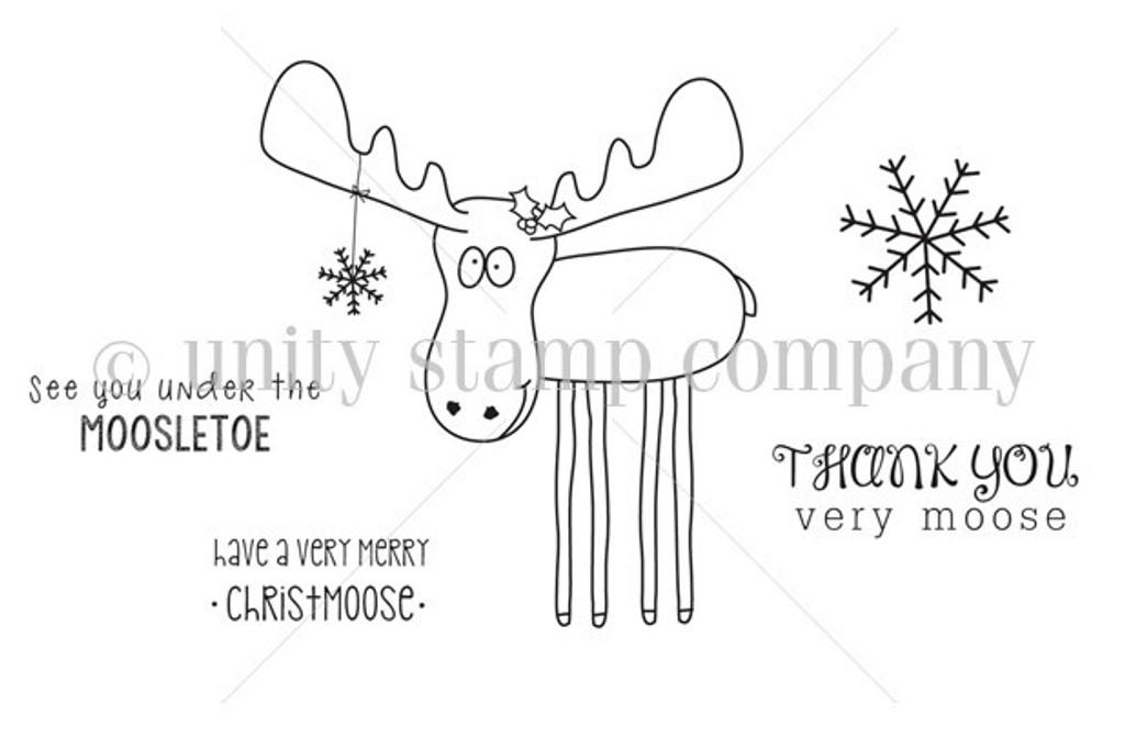 Very Merry Christmoose
