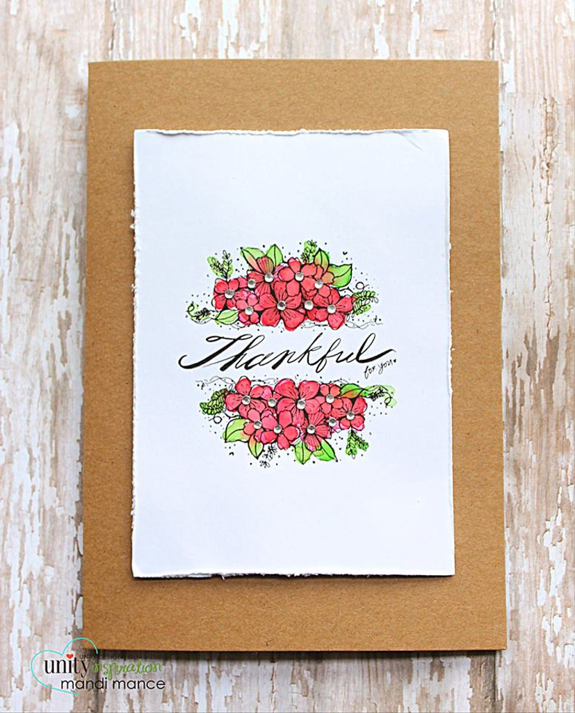 Flourish of Thanks