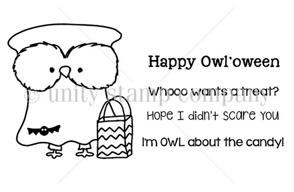 Happy Owl'oween