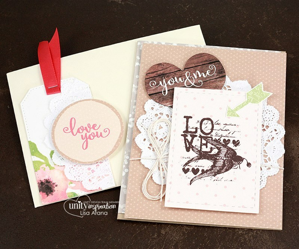 Love is Grand {december 2015 sentiment kit}
