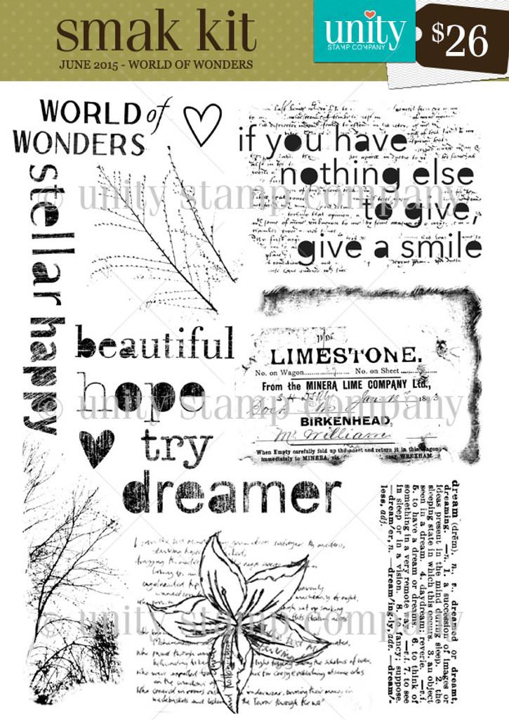 World of Wonders {smak 6/15}