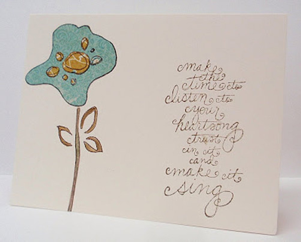 Be Still Watercolor Kit {Donna Downey}