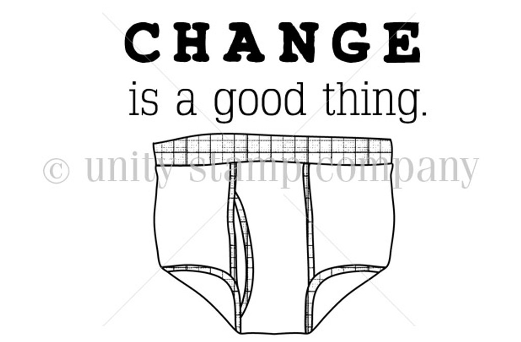 Change is a Good Thing