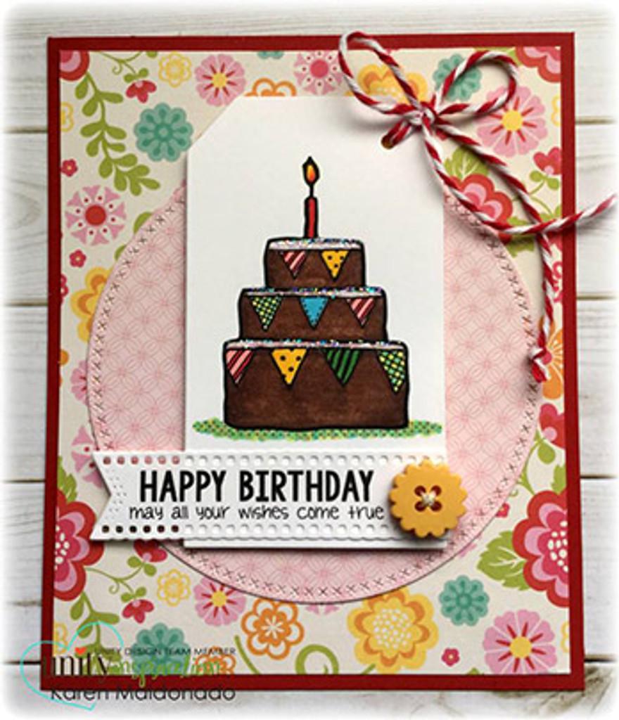 3 Tiered Birthday