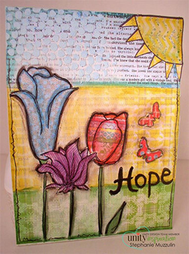Donna Poppy Background