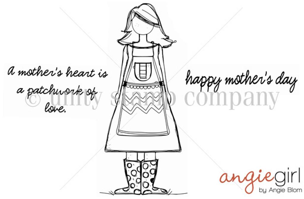 SADIE girl {a mama's heart}