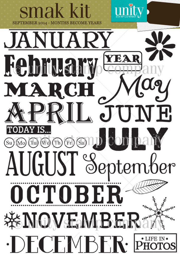 Months become Years {smak 9/14}