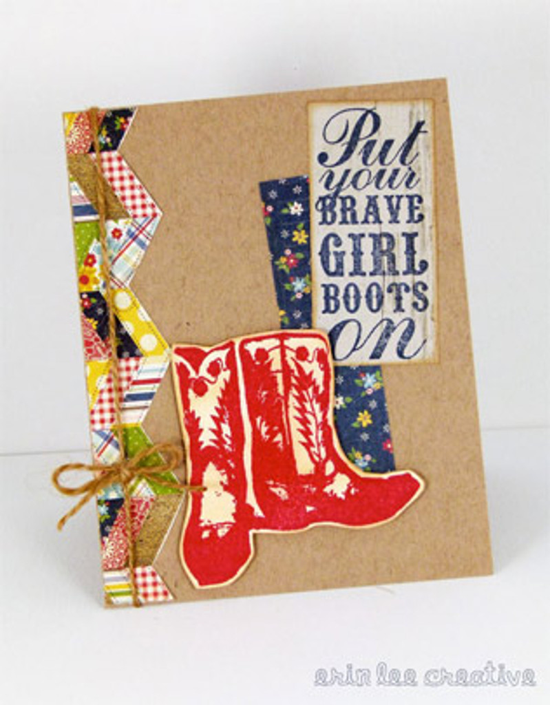 Brave Girl Boots