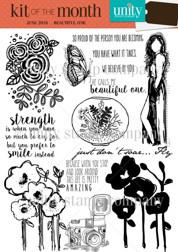 Beautiful One {kom 6/16}