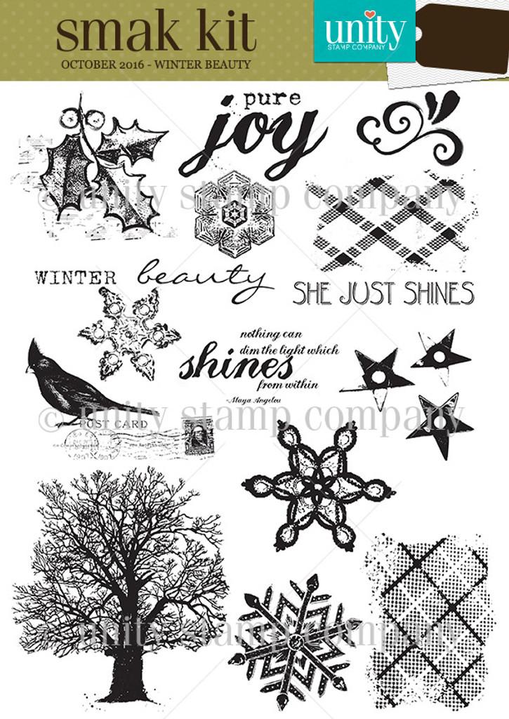 Winter Beauty {smak 10/16}