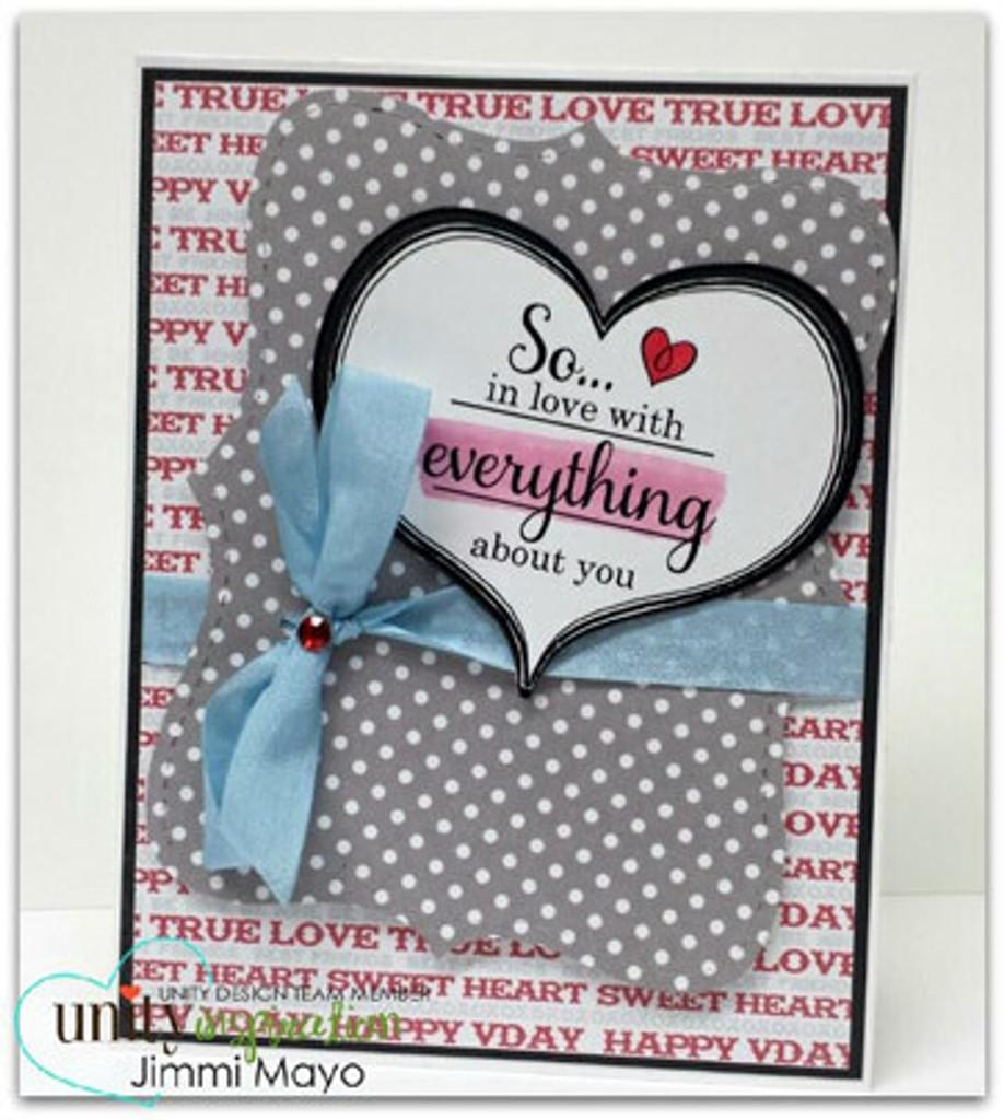 Everything Love {january 2014 sentiment kit}