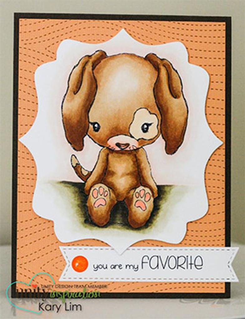 Cuddlebug Puppy