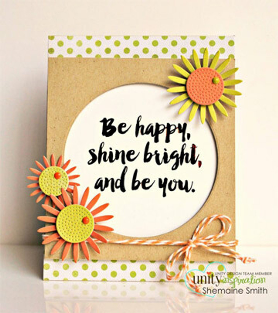 Bright, Happy You {may 2015 sentiment kit}