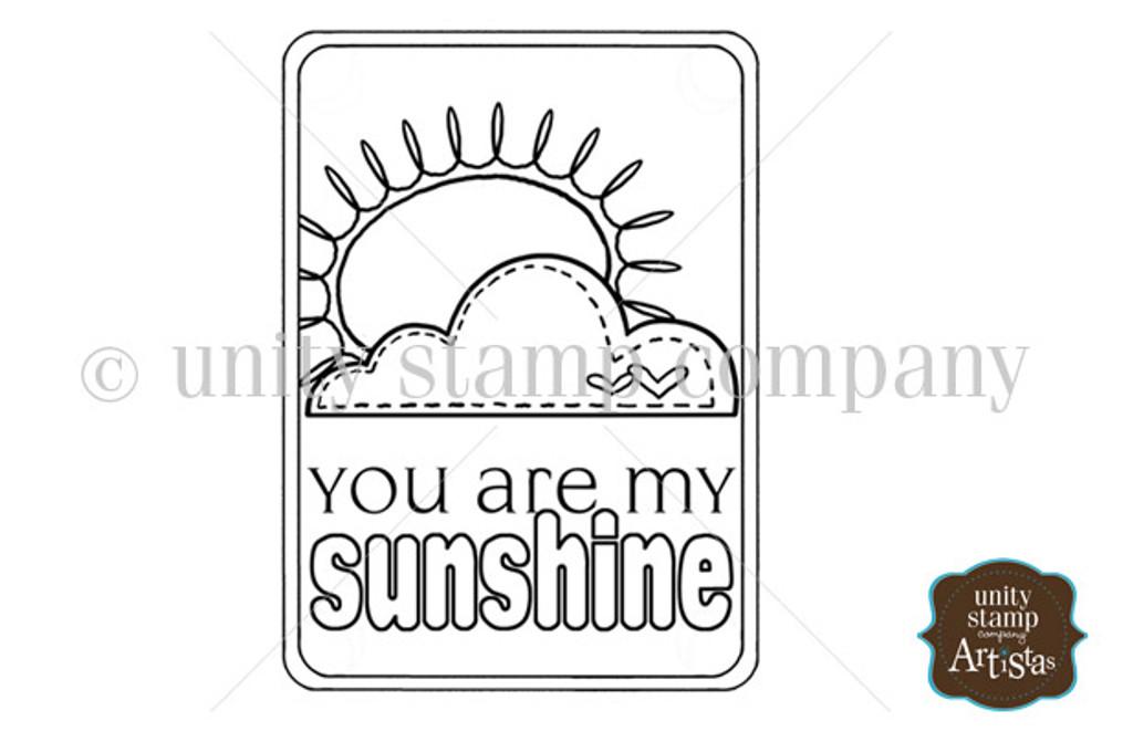 My Sunshine {Itty Bitty}